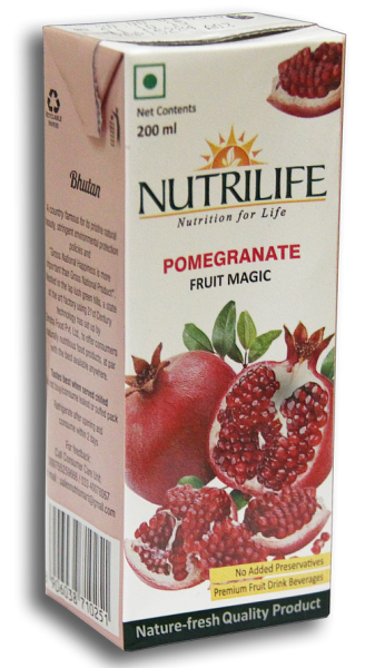 Nutrilife Pomegranate
