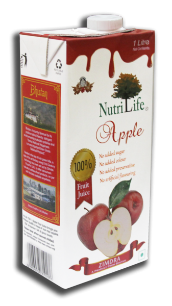 Nutrilife Apple