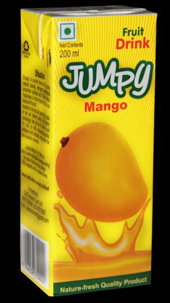 Jumpy Mango