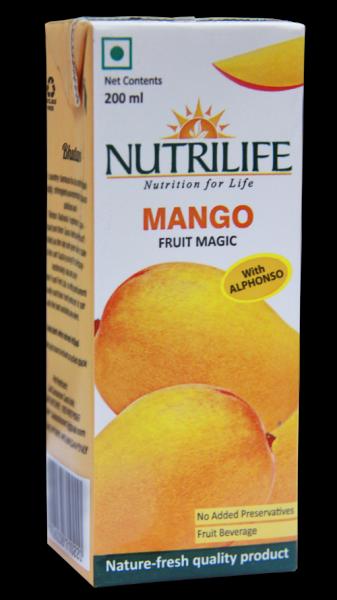 Nutrilife Mango