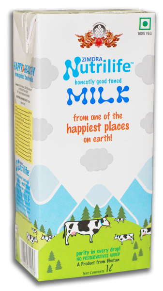 Nutrilife Milk