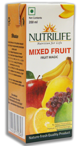 Nutrilife Mixed Fruit