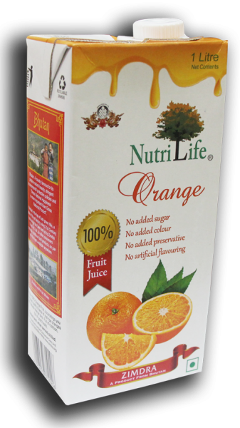 Nutrilife Orange